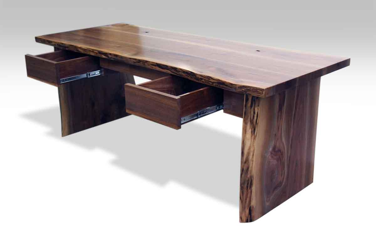 American Black Walnut Desk
