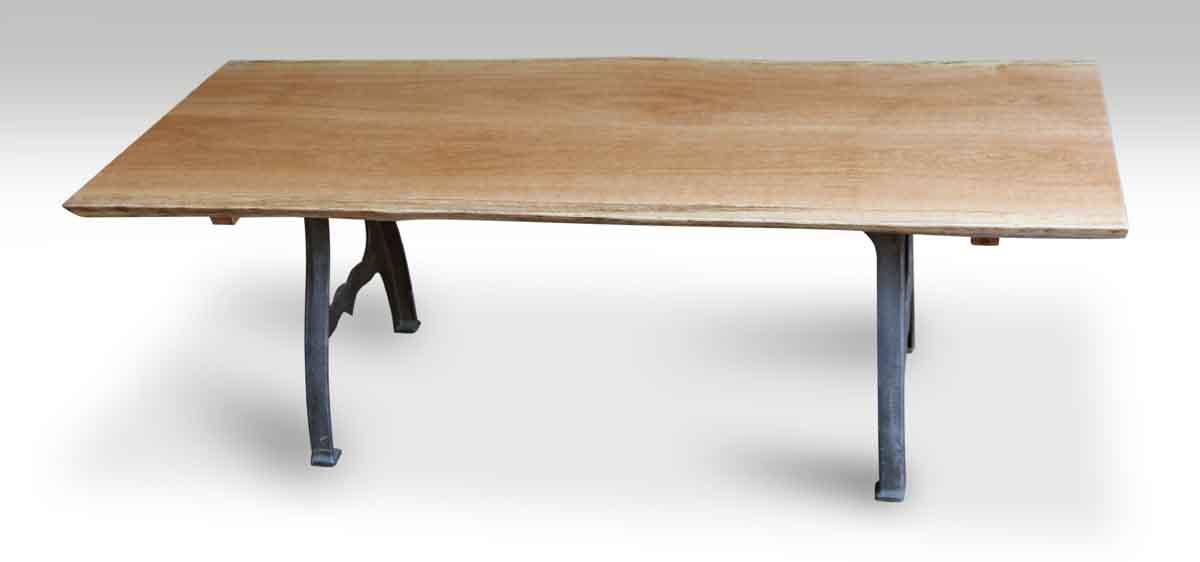 Live Edge Oak Coffee Table ...
