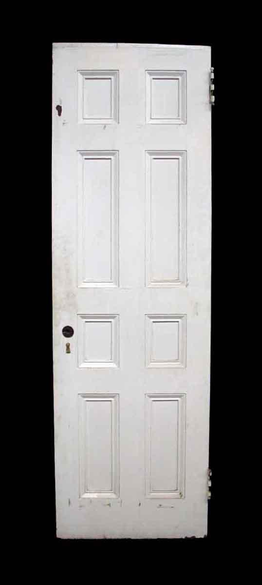 Reclaimed Old Solid Mahogany Door