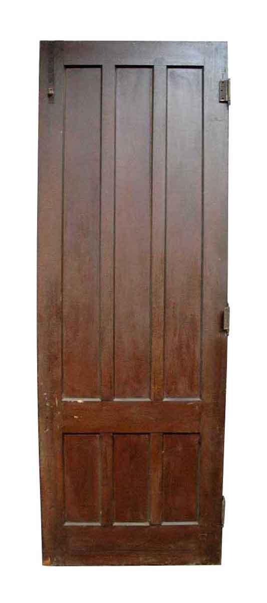 Tall Pine Interior Salvaged Old Door