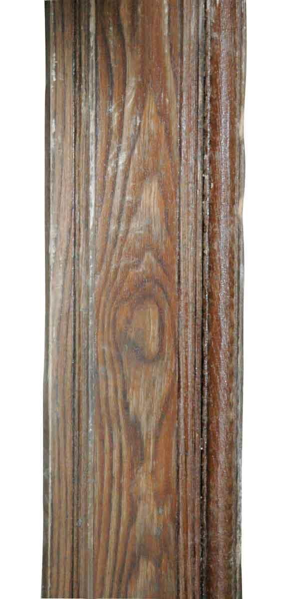 Antique Chestnut Door Surrounds & Molding