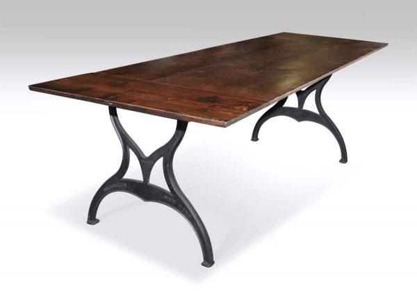 Urban Farm Table with Brooklyn Machine Legs & Extensions