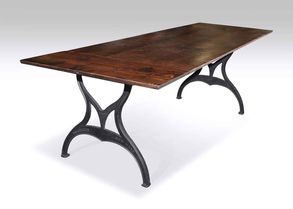 Urban Farm Table With Brooklyn Machine Legs U0026 Extensions