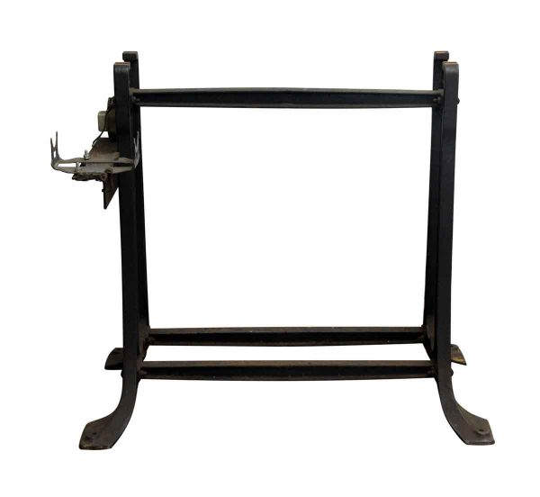 Hefty Counter Height Industrial Iron Machine Base - Industrial