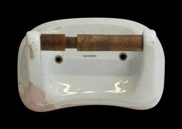 European Imported Ceramic Toilet Paper Holder - Bathroom