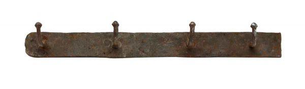 Vintage Country Wrought Iron Rack - Racks