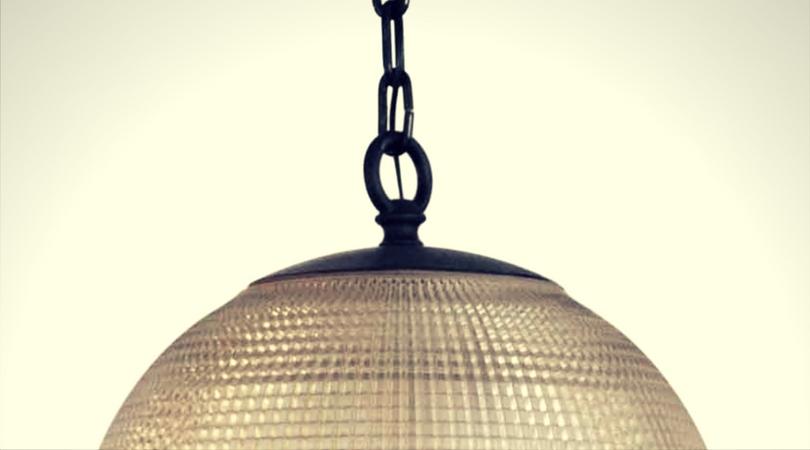 Antique vintage pendant lights