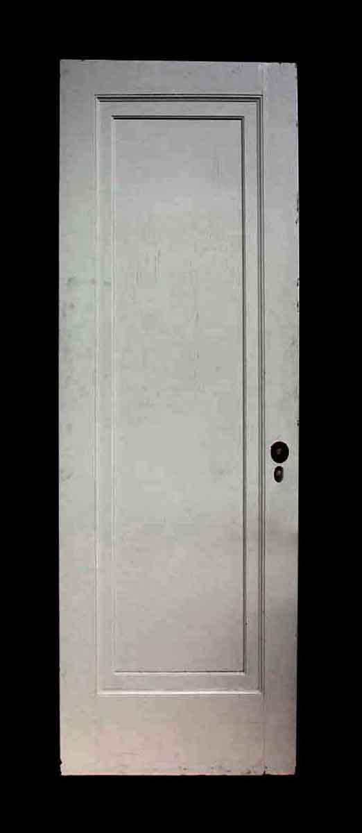 Antique Single Panel Wood Door - Standard Doors