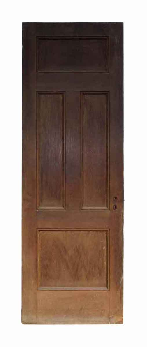Antique Six & Four Panel Wood Door - Standard Doors