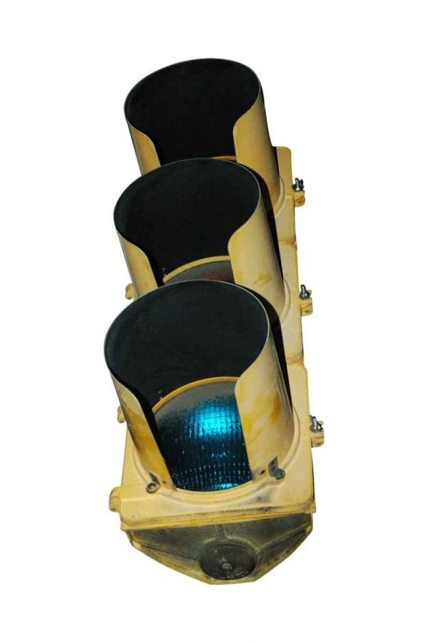 Reclaimed US Traffic Light - Industrial & Commercial