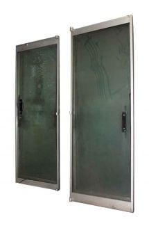 Glass Double Door commercial doors | olde good things