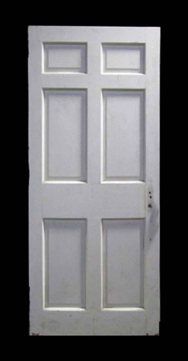 Reclaims Pine Door with Six Panels - Standard Doors
