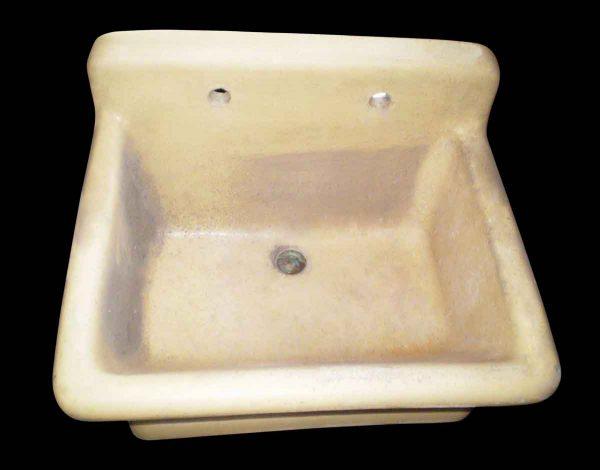 Salvaged Mott Earthenware Slop Sink - Kitchen