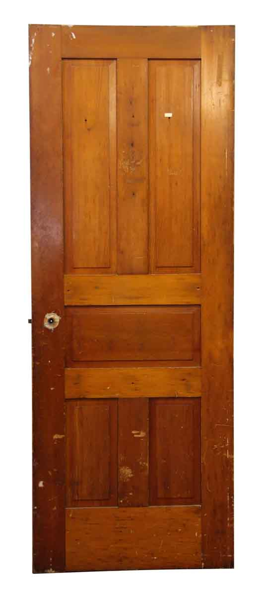 Salvaged Raised & Recessed Panel Interior Door - Standard Doors
