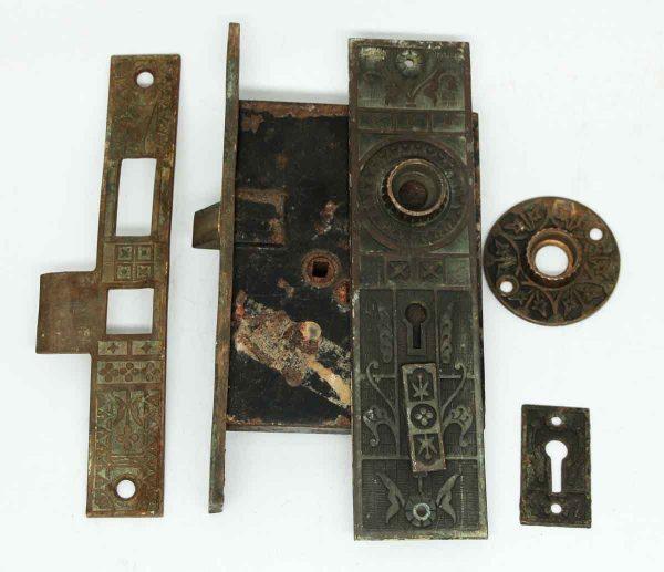 Antique Aesthetic Bronze Lock Set - Door Knob Sets