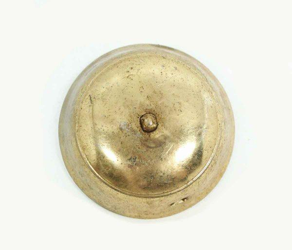 Salvaged Brass Bell Cover - Knockers & Door Bells