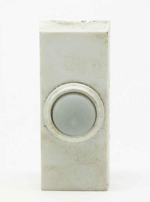 Vintage Plastic Doorbell - Knockers & Door Bells