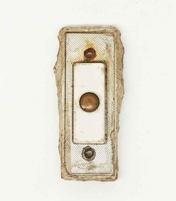 Old Vintage Doorbell with Button - Knockers & Door Bells