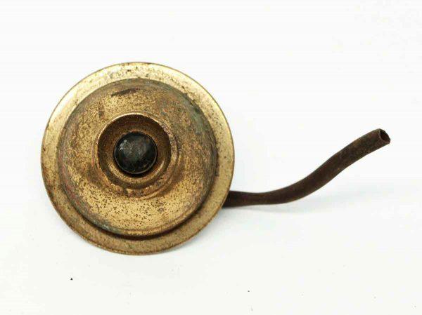 Antique Cast Brass Bell - Knockers & Door Bells
