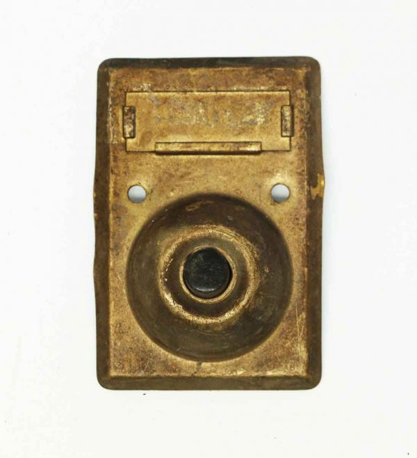 Square Apartment Vintage Doorbell - Knockers & Door Bells