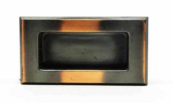 Japanned Copper Sash Lift - Window Hardware