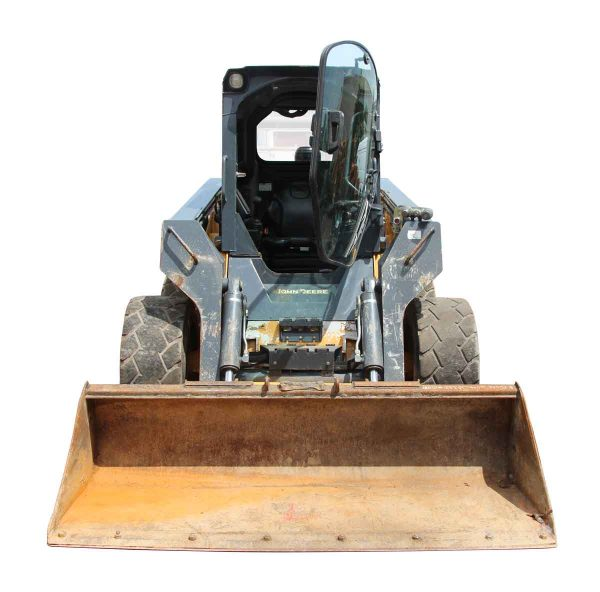 2013 John Deere 332E Skid Steer Loader - Machinery