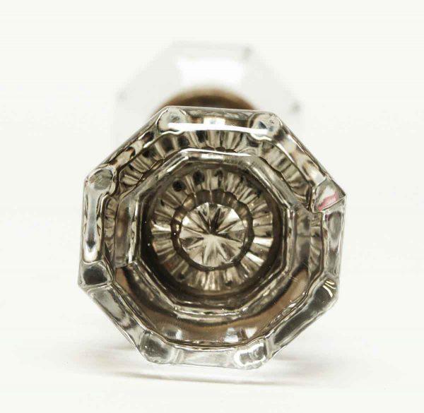 Vintage Star Mercury Bullet Glass Knob Set - Door Knobs