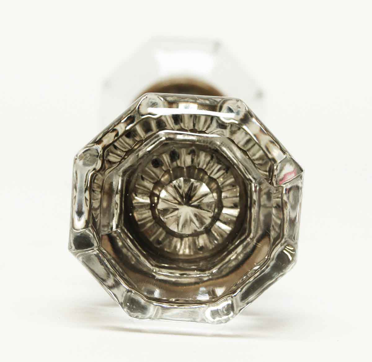 Vintage Star Mercury Bullet Glass Knob Set Olde Good Things