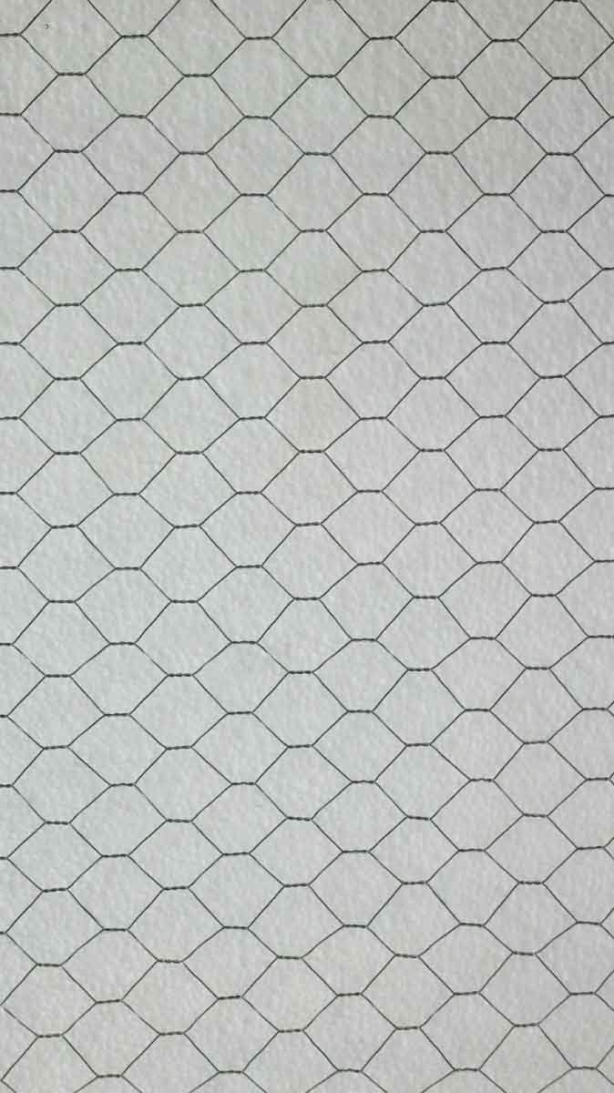 Rare Large Sheet of Clear Chicken Wire Glass | Olde Good Things