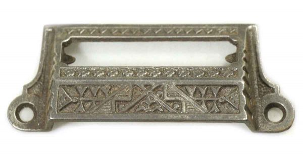 Antique Apothecary Cabinet Pull - Cabinet & Furniture Pulls