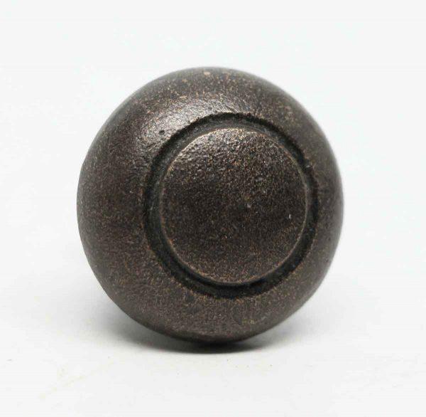 Antique Concentric Bronze Furniture Knob - Cabinet & Furniture Knobs