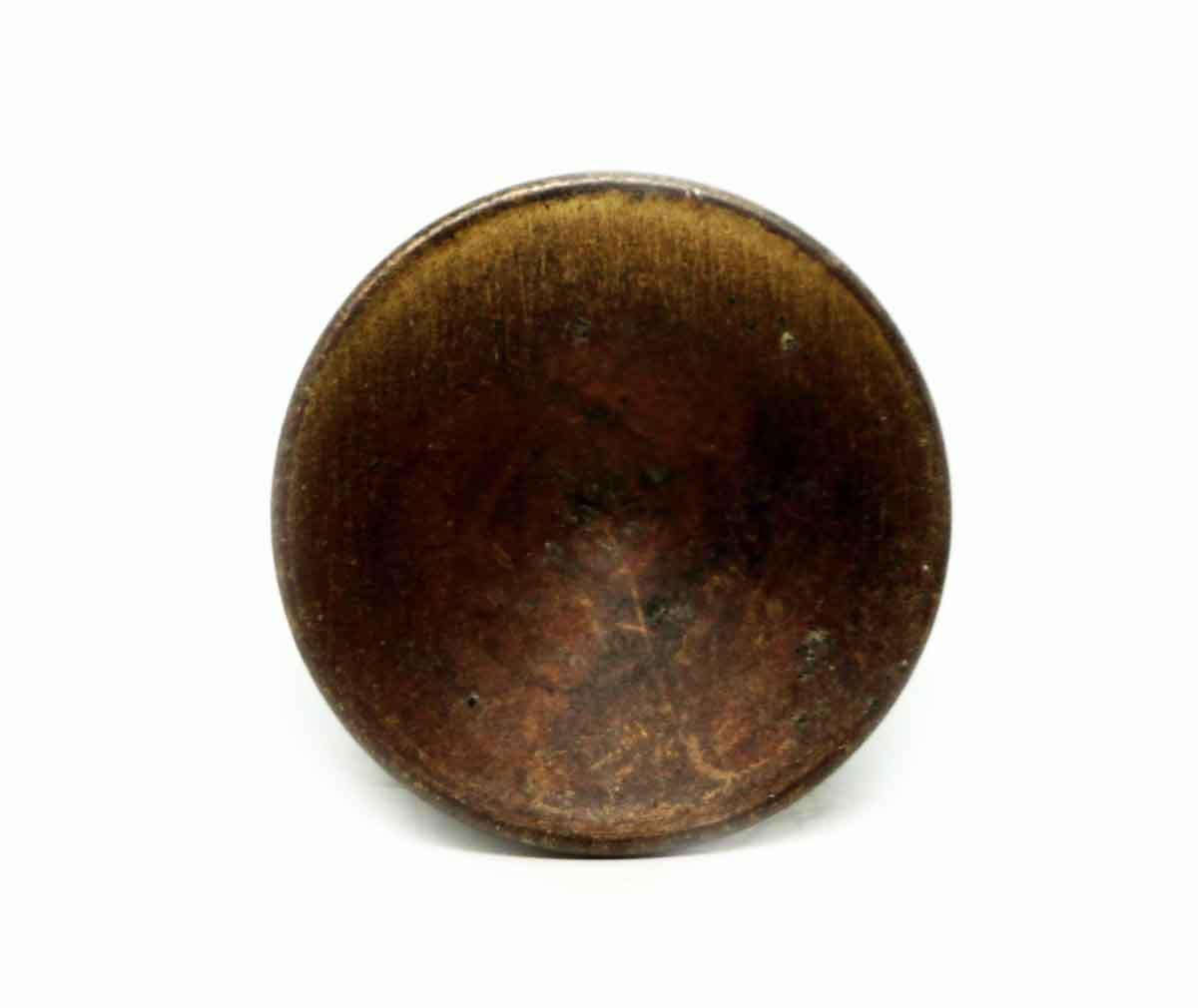 Antique Round Concave Cabinet Knob