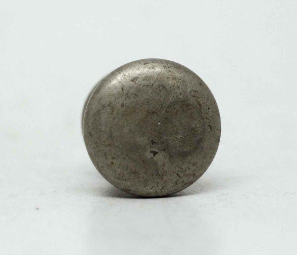 Antique Bronze Small Round Cast Knob - Cabinet & Furniture Knobs