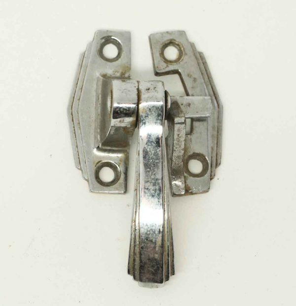 Small Art Deco Cabinet Latch - Cabinet & Furniture Latches