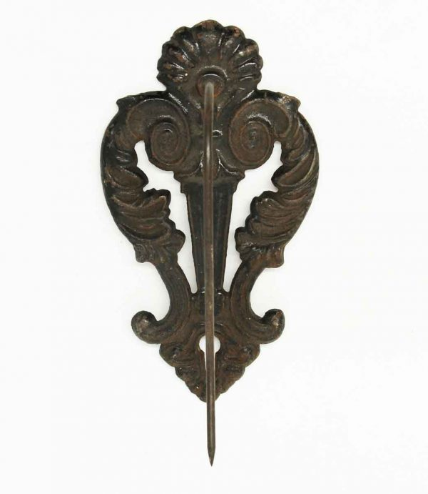 Victorian Thin Handle Furniture Pull - Cabinet & Furniture Pulls