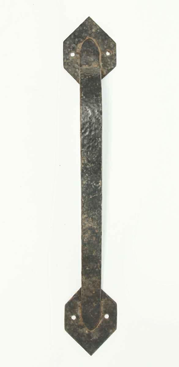 Colonial Wrought Iron Door Handle - Door Pulls