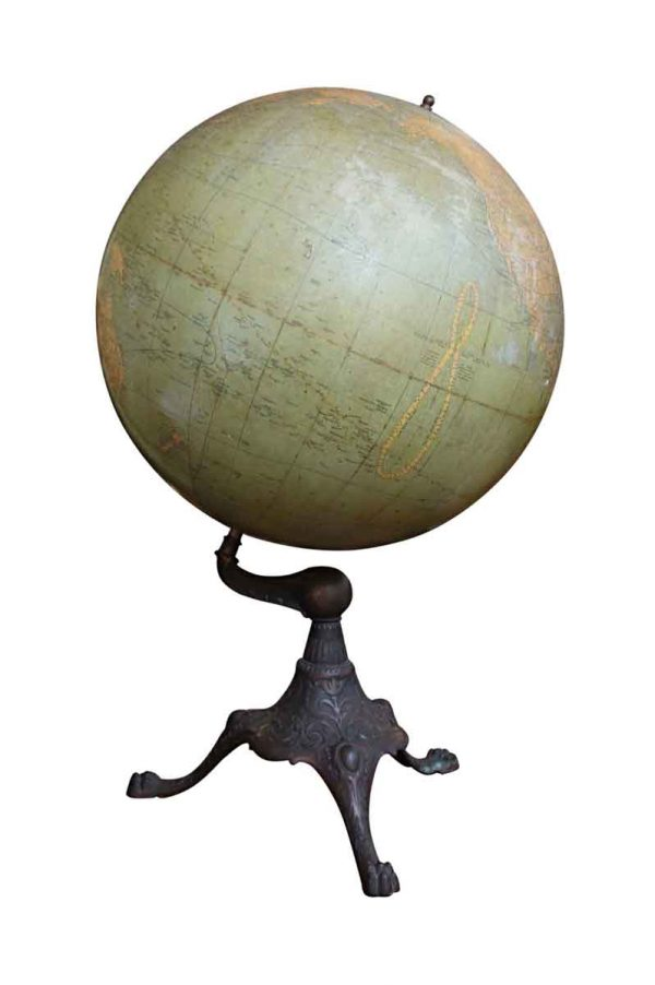 Terrestrial World Globe - Globes & Maps