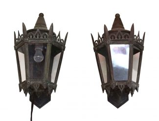 Vintage Exterior Lighting | Olde Good Things