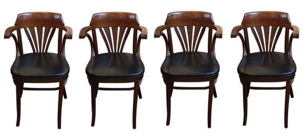 Vintage L&B Bentwood Chairs - Seating