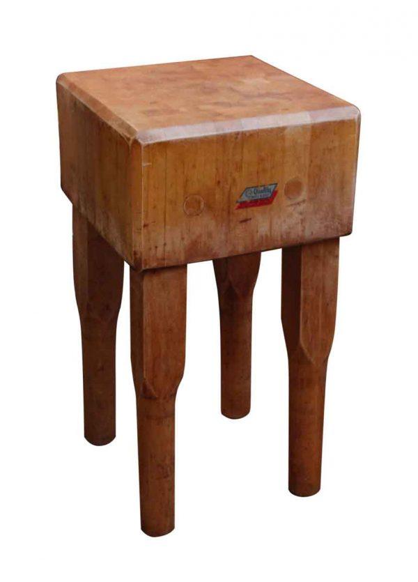 Antique Quality Maple Blocks - Kitchen