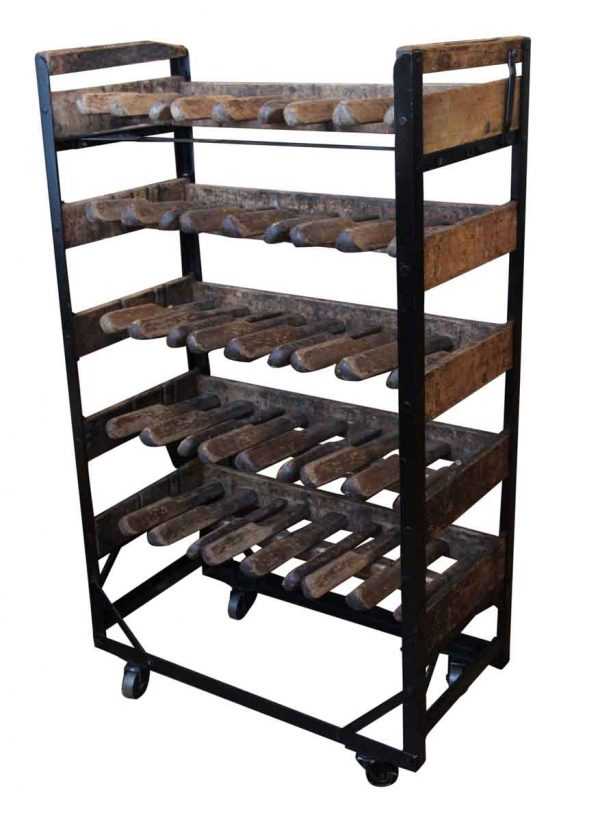 Cobbler Wine Bottle Rack - Unique Pieces