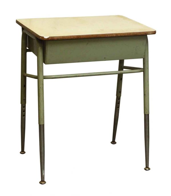 Mid Century Modern High School Desk - Commercial Furniture
