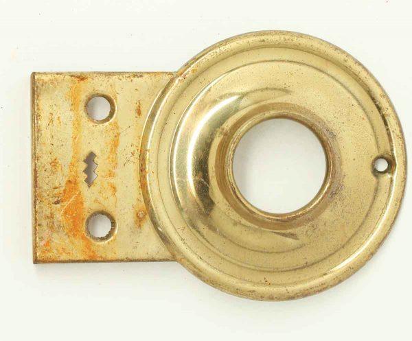 Vintage Brass Bell Cover - Knockers & Door Bells