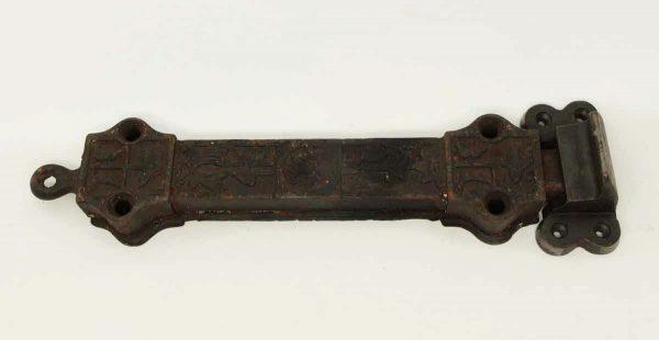 Aesthetic Cast Iron Large Door Bolt - Door Locks