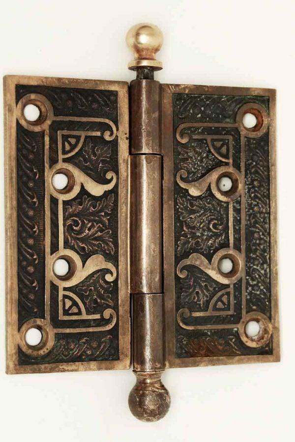 Victorian Bronze Door Hinge - Door Hinges