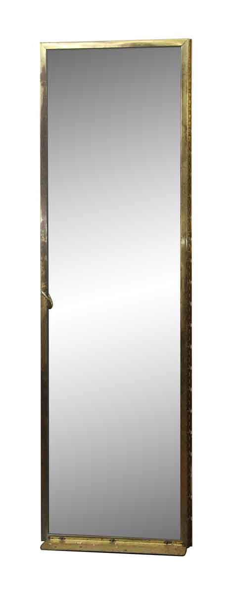 Salvaged Brass Shower Door - Specialty Doors