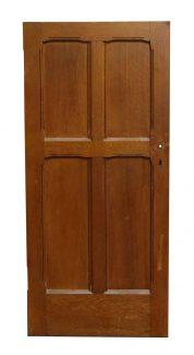 Four Panel Cherry Salvaged Door  sc 1 st  Olde Good Things & Architectural Salvage Doors Vintage u0026 Antique Doors | Olde Good ... pezcame.com