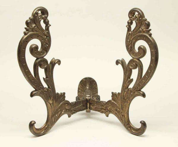 Antique Large Cast Iron Hall Tree Hook - Single Hooks