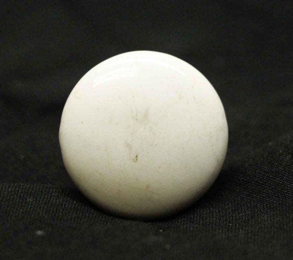 Cabinet & Furniture Knobs - Used White Round Ceramic Drawer Knob