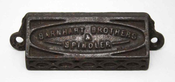 Cabinet & Furniture Pulls - Barnhart Brothers & Spindler Drawer Pull